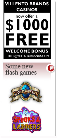 Villento Las Vegas has now flash games